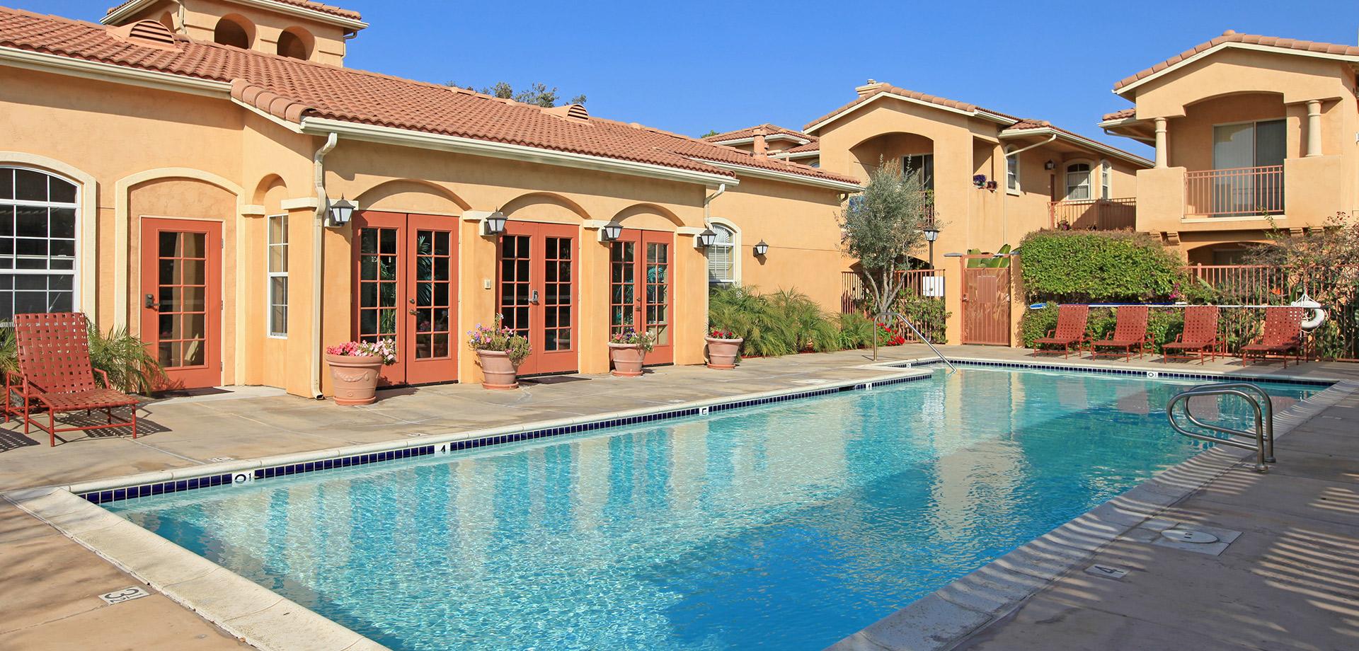 Villa Toscana Apartment Homes In Rancho San Diego Ca